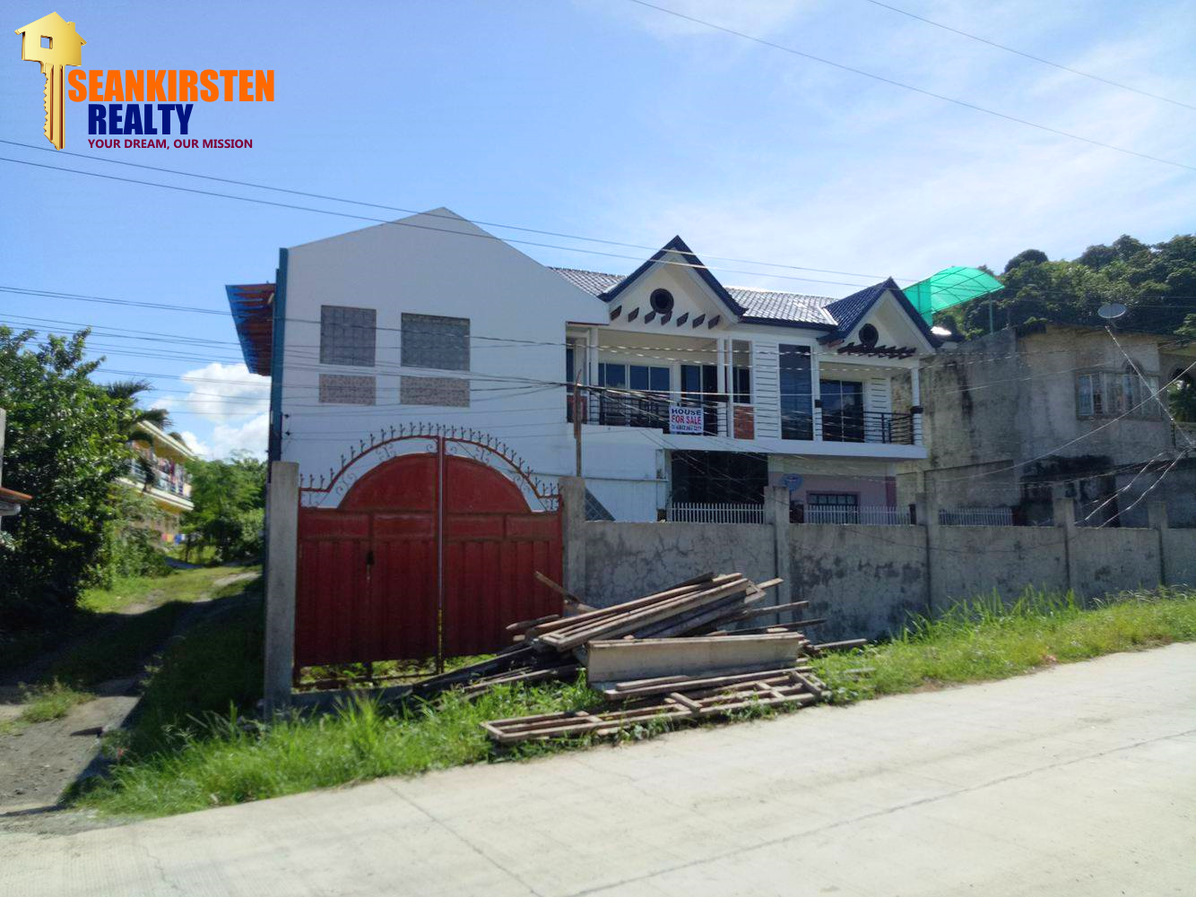 2 storey house for sale in iligan city seankirsten realty for 2 storey house for sale