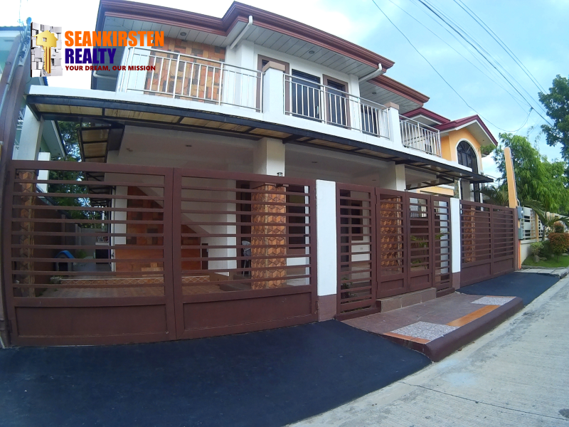 2 Storey Multi Family House In Xavier Estates