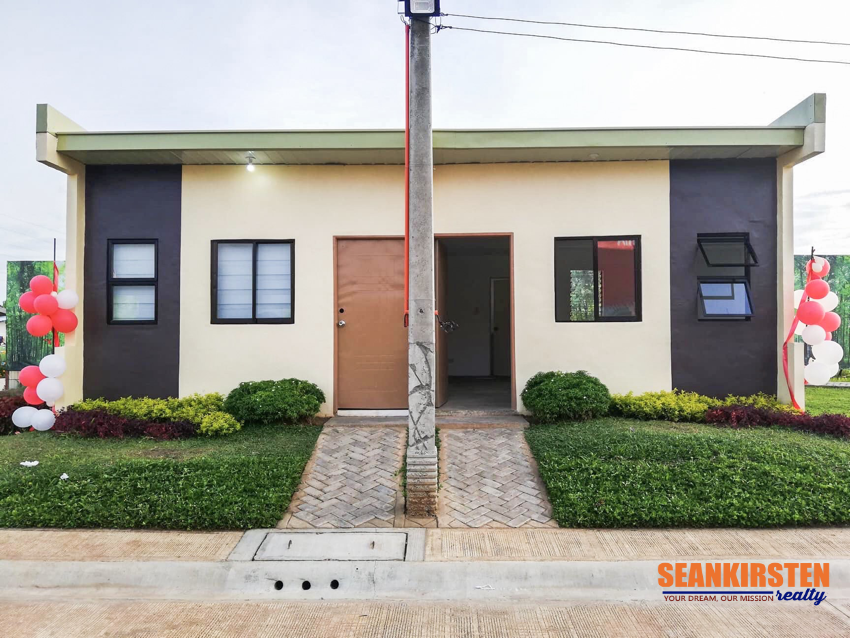 Bria Homes Gingoog Affordable House I Seankirsten Realty
