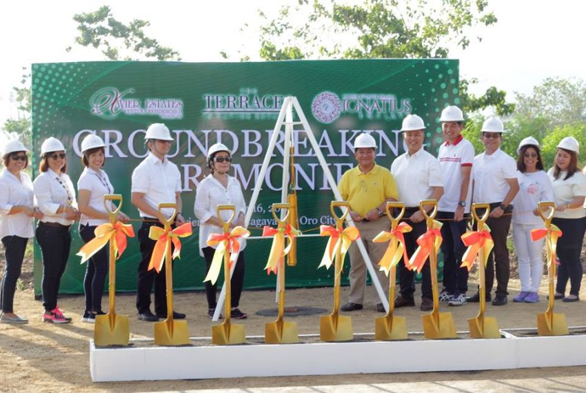 3_A Brown Groundbreaking
